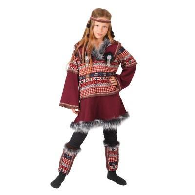 Карнавальный костюм Ханты девочка