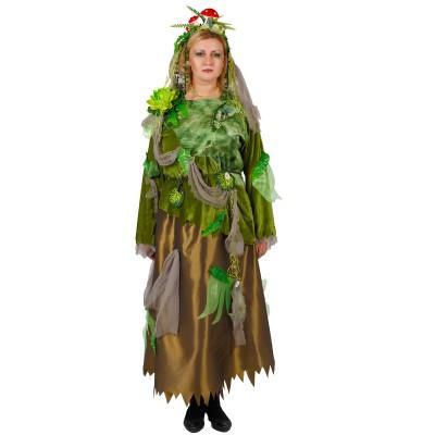 Карнавальный костюм Кикимора болотная