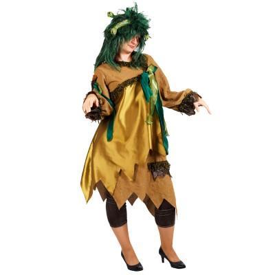 Карнавальный костюм Нечисть болотная