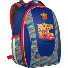 Рюкзак школьный с эргономичной спинкой Тачки Ретро ралли (модель Multi Pack mini)