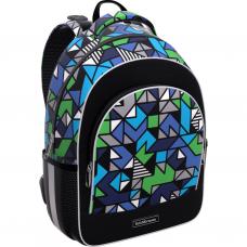 Школьный рюкзак ErichKrause ErgoLine 15L Geometry
