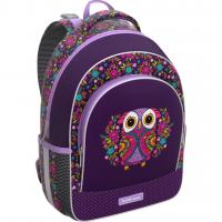 Школьный рюкзак ErichKrause ErgoLine 15L Flower Owl