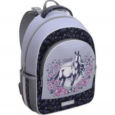 Школьный рюкзак ErichKrause ErgoLine White Horse