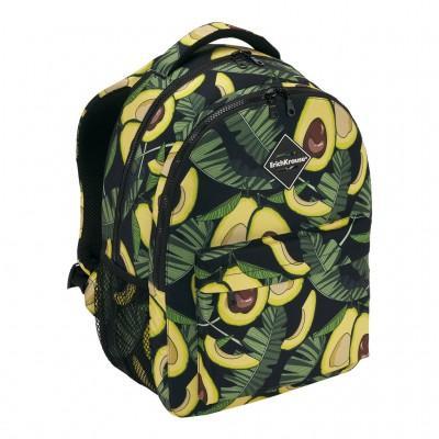 Школьный рюкзак ErichKrause EasyLine 20L Avocado Night