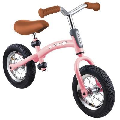 Беговел Globber GO BIKE AIR, пастельно-розовый 615-210