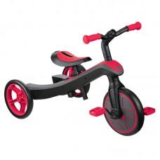 Велосипед-беговел Globber Trike Explorer (2 IN 1), Красный 630-102
