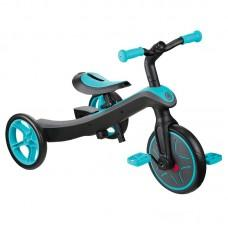 Велосипед-беговел Globber Trike Explorer (2 IN 1), Голубой 630-105