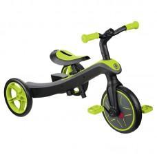 Велосипед-беговел Globber Trike Explorer (2 IN 1), Зеленый 630-106