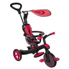 Велосипед Globber Trike Explorer (4 IN 1), Красный