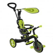 Велосипед Globber Trike Explorer (4 IN 1), Зеленый 632-106