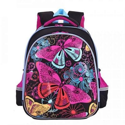 Рюкзак Grizzly RA-879-3 бабочки