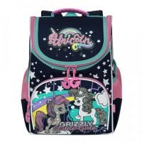 Рюкзак школьный Grizzly RA-973-5