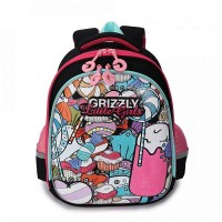 Рюкзак школьный Grizzly RA-979-3