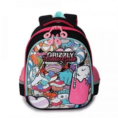 Рюкзак Grizzly RA-979-3 конфеты