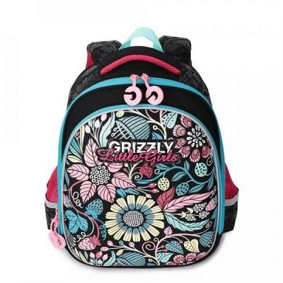 Рюкзак Grizzly RA-979-5 цветы