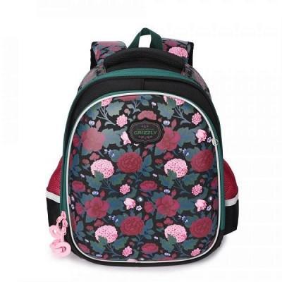Рюкзак Grizzly RA-979-6 цветы