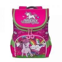 Рюкзак школьный Grizzly RA-981-2