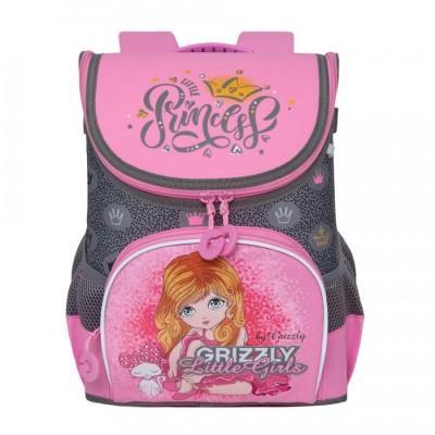 Рюкзак Grizzly RA-981-3 Принцесса