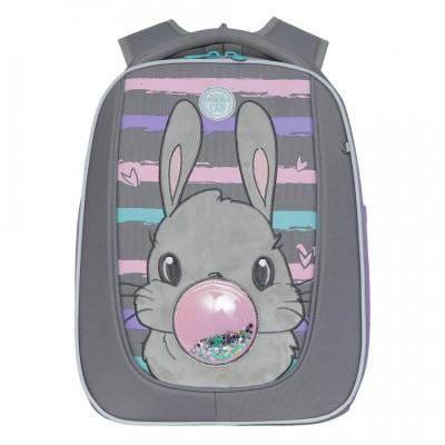 Рюкзак школьный Grizzly RAF-192-5 Заяц