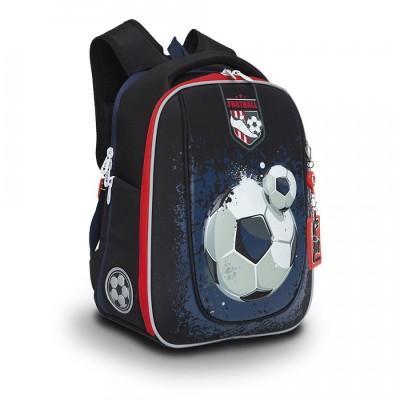 Рюкзак школьный Grizzly RAF-193-7 Футбол