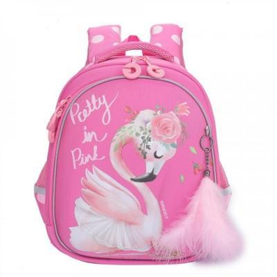 Рюкзак Grizzly RAZ-086-6 Розовый фламинго