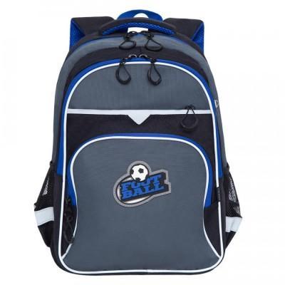Рюкзак Grizzly RB-157-3 синий