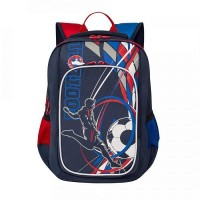 Рюкзак школьный Grizzly RB-861-2 синий