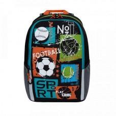 Рюкзак школьный Grizzly RB-960-1 футбол