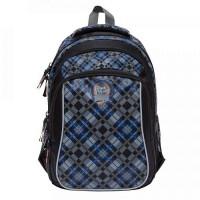 Рюкзак школьный Grizzly VI-56 черный