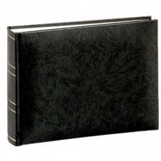 HENZO 10002 21.5х16/50 бел.стр Basicline (черный) фотоальбом