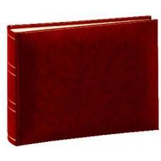 HENZO 10002 21.5х16/50 бел.стр Basicline (красный) фотоальбом