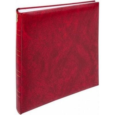 HENZO 10015 30x36.5/80 бел.стр Basicline (красный) фотоальбом