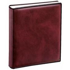 HENZO 11079 34.5x43/80 бел.стр Gran Cara (бордовый) фотоальбом