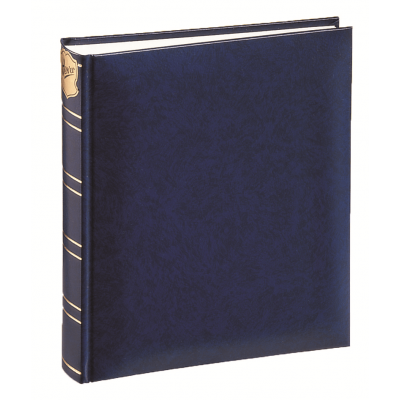 HENZO 10012 25x24.5/60 бел.стр Basicline (синий) фотоальбом