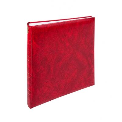 HENZO 10014 28x30.5/70 бел.стр Basicline (красный) фотоальбом