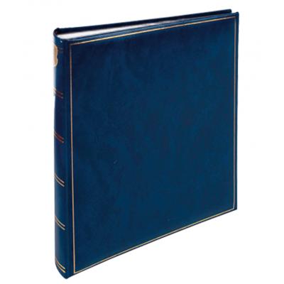 HENZO 10014 28x30.5/70 бел.стр Basicline (синий) фотоальбом