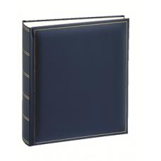HENZO 10198 35x35/70 бел.стр Champagne (синий) фотоальбом