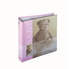 HENZO 19561 10x15/200 фото Bobbi (розовый,детский) фотоальбом