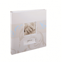 HENZO 20032 28х30.5/56 бел.стр.,4ил.стр. Yara (голубой,детский) фотоальбом