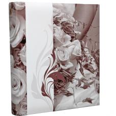 HENZO 22096 28x30.5/80 бел.стр. Romance (красный, свадьба) фотоальбом
