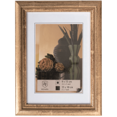 HENZO 80249 15x20 Artos дерево (золотая) ф/рамка