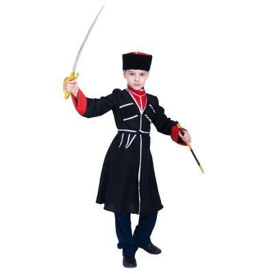 Детский костюм Кавалерист-казак с шашкой