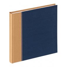 Walther FA-304-L 26x25/40 бел.стр. Primary (синий) фотоальбом