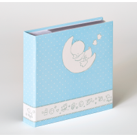 WALTHER ME-208-L 10x15/200 фото Cuty Ducky (голубой, детский) ф/альбом
