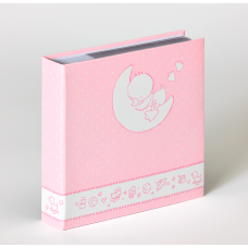 WALTHER ME-208-R 10x15/200 фото Cuty Ducky (розовый, детский) фотоальбом