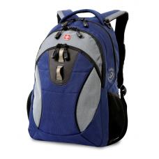 "Рюкзак WENGER 13"" синий-серый 32х16х46 см 22 л"