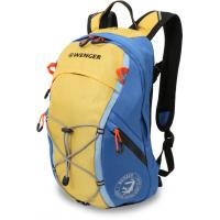 Рюкзак WENGER жёлтый/синий 14 л