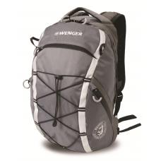 Рюкзак WENGER серый 29х19х47 см, 25 л