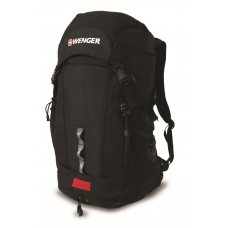 Рюкзак WENGER цв. серый/черный 33х25х61 см (50л.)