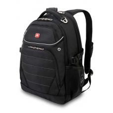 """Рюкзак WENGER 15"""" черный 33x20x47 см, 32 л"""